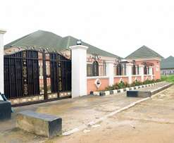3 Bedroom Bungalow with 2 rooms BQ for sale at SUPERCELL ESTATE APO
