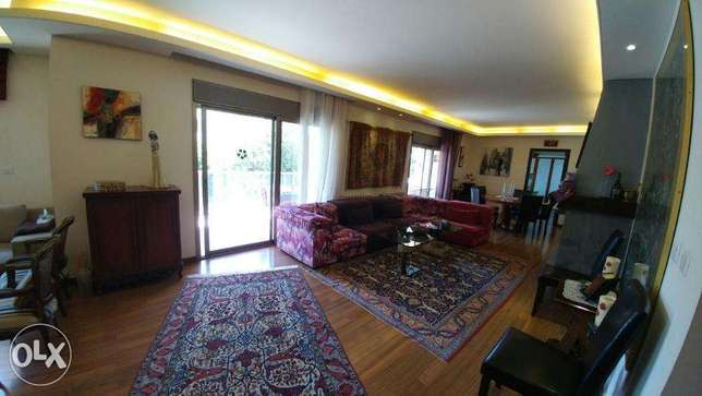 Ballouneh 350m2 - high end - brand new - apartment for sale بلونة -  2
