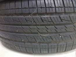 Secondhand tyres as new