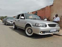 Toyota tazz for sale R45000 Negotiable