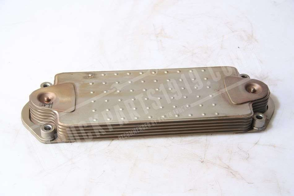 Scania Oil Cooler Gearbox Oil Cooler For Truck