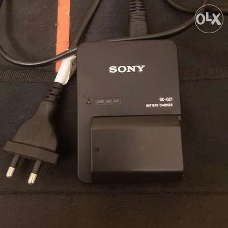 external battery Sony + charger