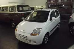 Chevrolet Spark Lite LS with Aircon.