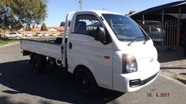 2013 Hyundai H100 2.6D in good condition
