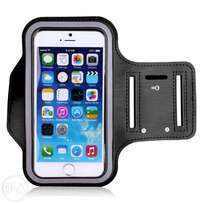 Sports Armband for Apple iPhone 6 Plus - Black