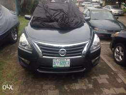 2014 Nissan Altima Newly registered