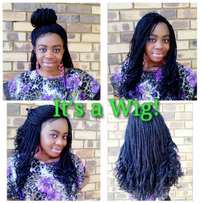 Braided Wigs on Special.