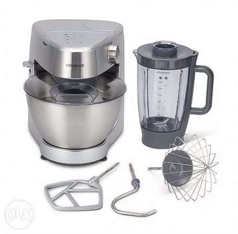 Air fryer, stand mixer, electric oven