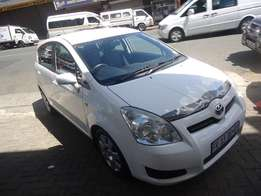 2008 Toyota Verso 1.6 SX 7 seater Available for Sale