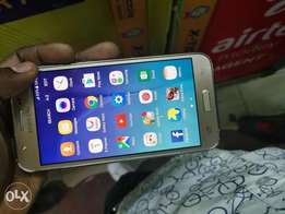 Samsung galaxy J5 on sale 2months used