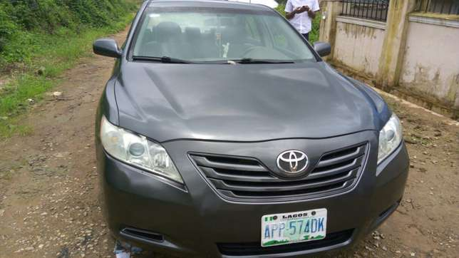 Very clean toyota Camry 2007 model available for sale Calabar Municipality - image 1