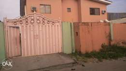 Four Flats of Three Bedroom each for Sale - Ajah