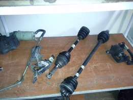 DIFF and CHASSIS FOR GWM, control arms, shocks,and so on