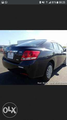 Toyota Allion black New shape 2010 model Mombasa Island - image 5