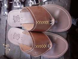 pure leather Sandals for both men and women