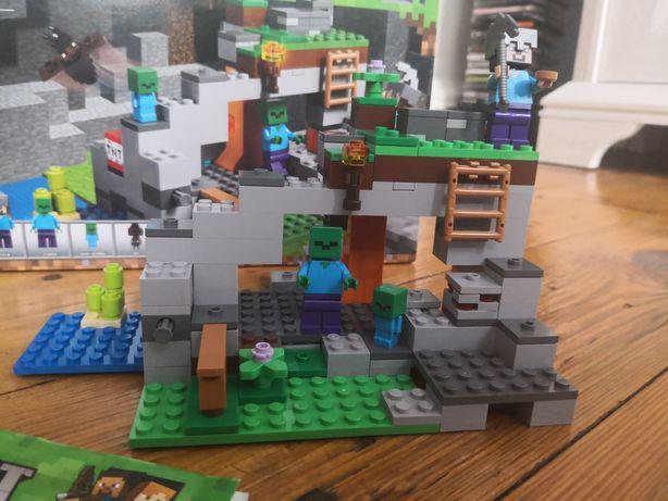 b21b402a1 Lego Minecraft Jaskinia Zombie 21141 Kętrzyn - image 2