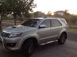 2013 Toyota Fortuner 3.0D4-D RB Auto LTD