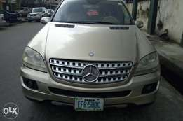 Neatly use Mercedes Benz ml350 for sale