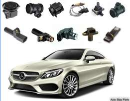 We specialist in MERCEDES BENZ auto electrical sensor now