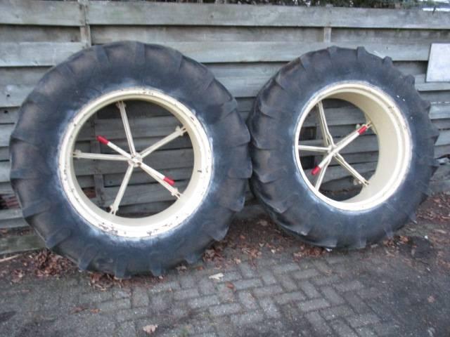 Molcon 16.9 R 34  5 ster Dubbellucht wielen
