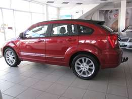 2010 Dodge Caliber 2.0L SXT Manual