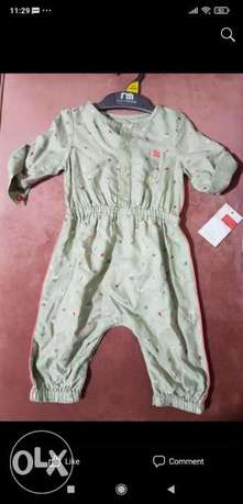 Mothercare jumpsuite