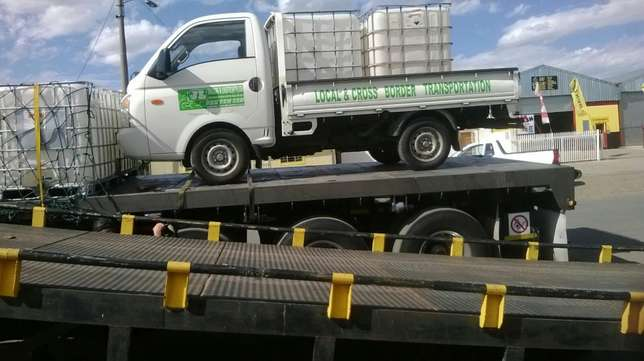 Transport Trucks and Bakkie for Hire Kempton Park - image 3