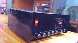 Power amp booster
