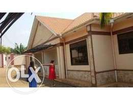 3bedroom house for rent in ntinda