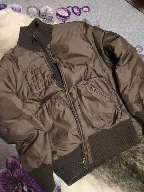 M S Пуховик куртка бомбер Miss sixty оригинал Италия теплый Маріуполь -  зображення 1 ba8d29a96700e