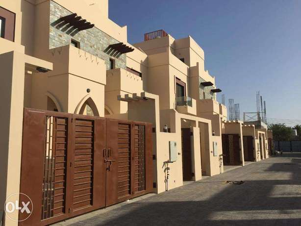 New 4 and 5 Bedroom Townhouses For Sale, As Seeb, From Just RO 73,000