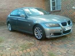 1 owner 2011 BMW 320petrol automatic