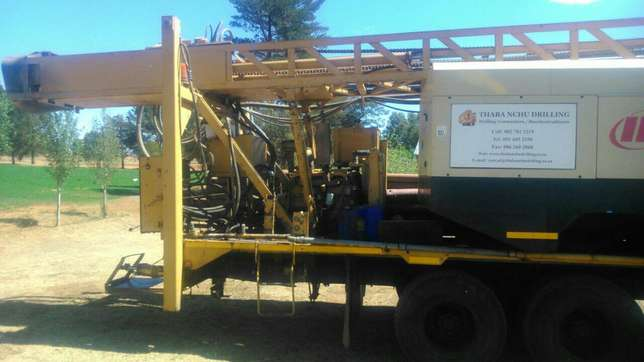 Drill Rig for for sale. Water Boreholes Hebron - image 6