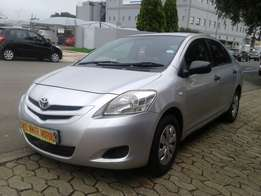 2008 Toyota Yaris T3 sedan 5-door(aircon+cd)