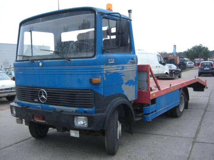 Mercedes-Benz 608 (wie 508 709 809) - 1973