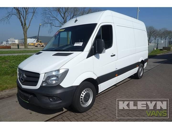Mercedes-Benz SPRINTER 319 CDI L2H l2h2,  autom., airco - 2016