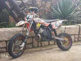 KTM 50 SX for sale