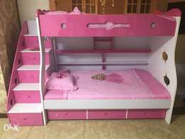 Imported two Decker children bed.