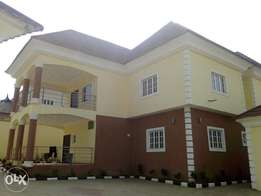 4bedroom detached duplex + 2rms self-contained