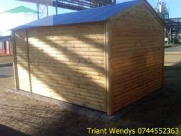 Wendyhouses made to order