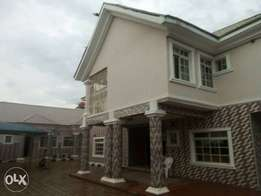 Luxury finished 5bedroom fully detached duplex for sale