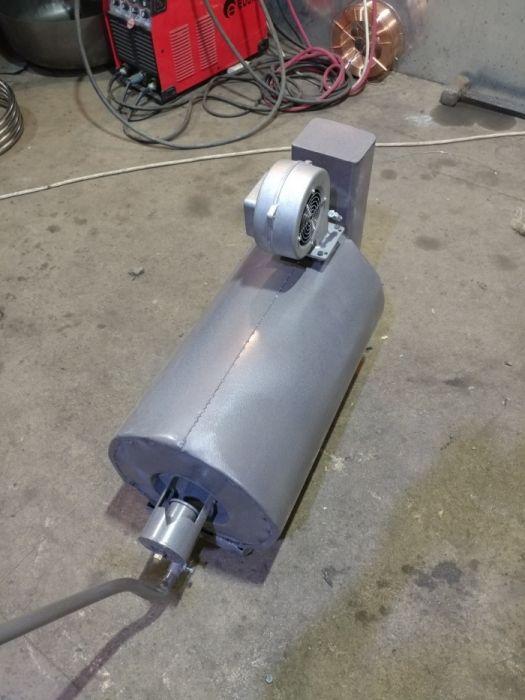 Теплообменник для керхера Кожухотрубный конденсатор Alfa Laval CRF271-5-S 2P Артём