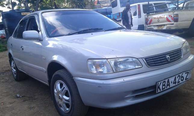 Asian owner toyota ae 110 manual contact chirag Highridge - image 1