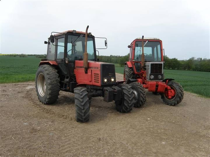 920 2 PC BELARUS 920 AND 525 - 1997