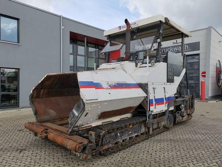 ABG TITAN 7820 Strassenfertiger / Asphalt