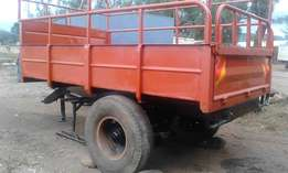 Tractor trailer, heavy Duty for sale