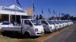 New Hyundai H100's on Special! Free Canopy & Rubberising