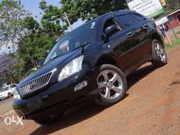 2010 Toyota Harrier. 2WD. Fully loaded