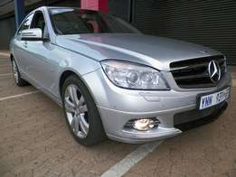 2009 Mercedes Benz, C180 Blue Efficiency