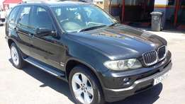 2006 BMW X5 3.0D Automatic AWD Full Service History R149990